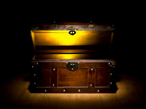 你的伯父是一个著名的探险家,最近去世了。在他的遗嘱里留给你一个盒子......你会怎么做?